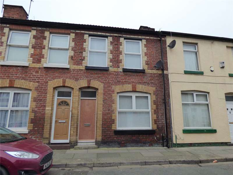 2 Bedrooms Terraced House for sale in Clarendon Road, Anfield, Liverpool, Merseyside, L6