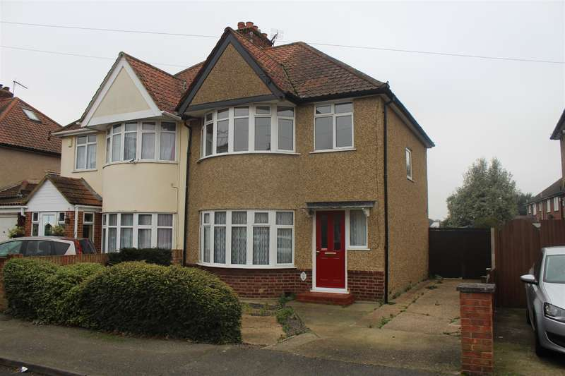 3 Bedrooms Semi Detached House for sale in Lansdowne Road, Uxbridge, Middlesex, UB8
