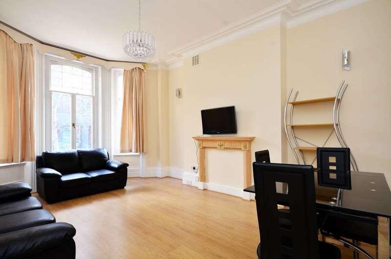 1 Bedroom Flat for sale in Old Marylebone Road, Marylebone, NW1