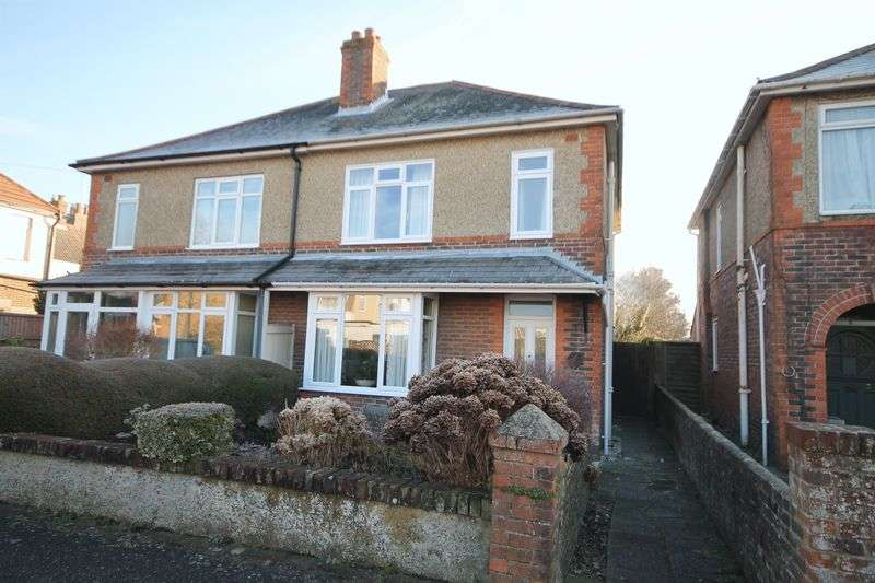 3 Bedrooms Semi Detached House for sale in Southbourne, Emsworth, Hampshire, PO10 8AZ
