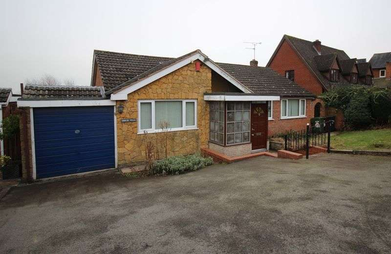 3 Bedrooms Detached Bungalow for sale in Rowney Green Lane, Alvechurch