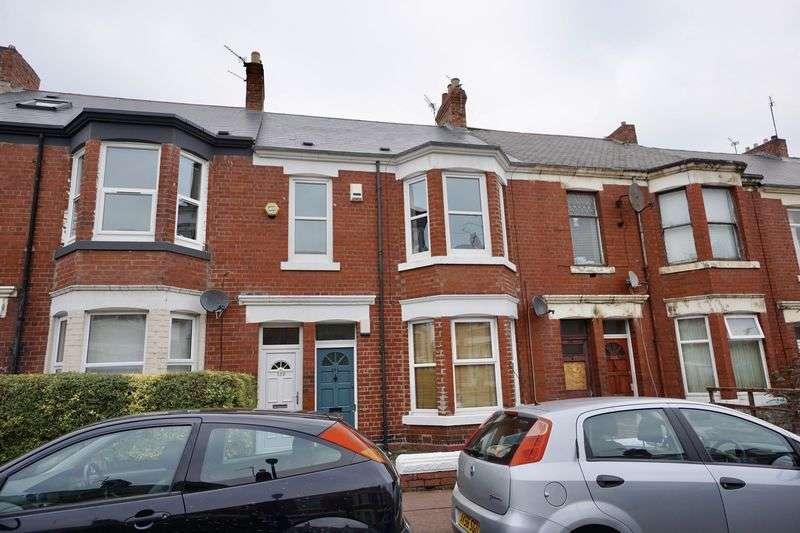 2 Bedrooms Flat for sale in SIMONSIDE TERRACE, Heaton