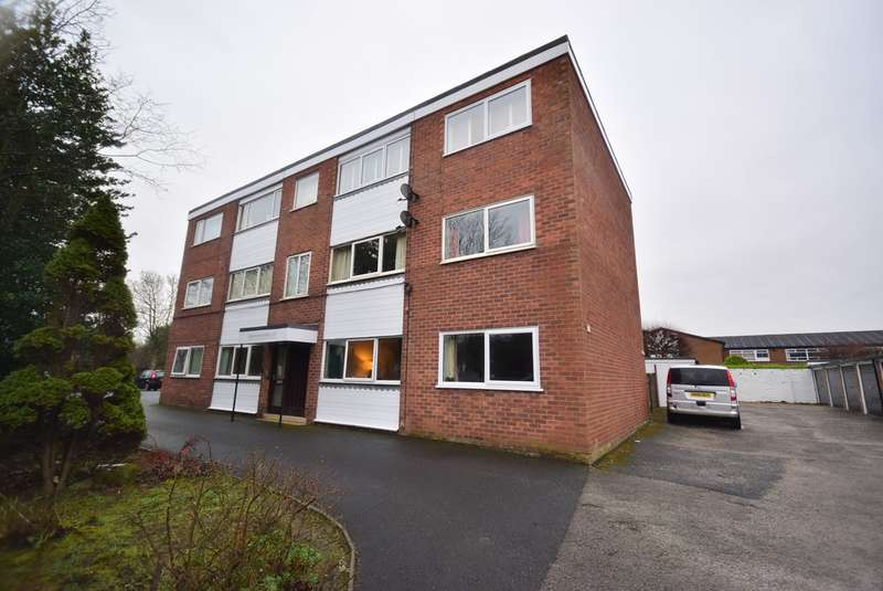 2 Bedrooms Apartment Flat for sale in Grosvenor Court, 197 St Annes Road East, St. Annes on Sea, FY8