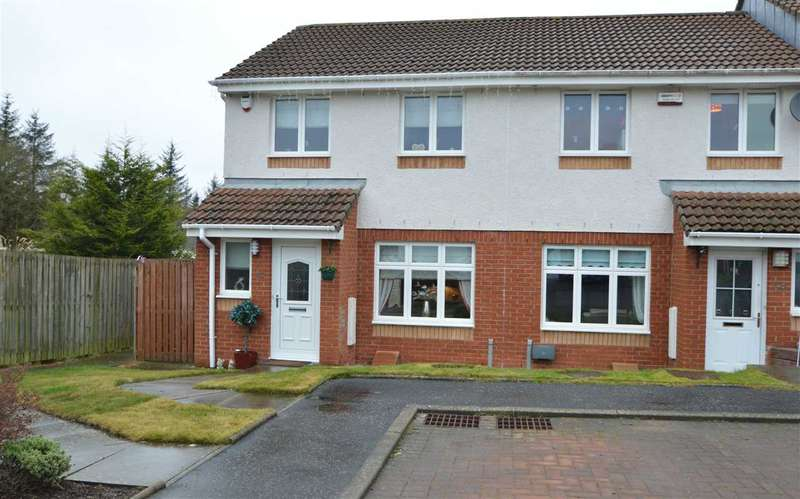 3 Bedrooms End Of Terrace House for sale in Howe Drive, Lanark