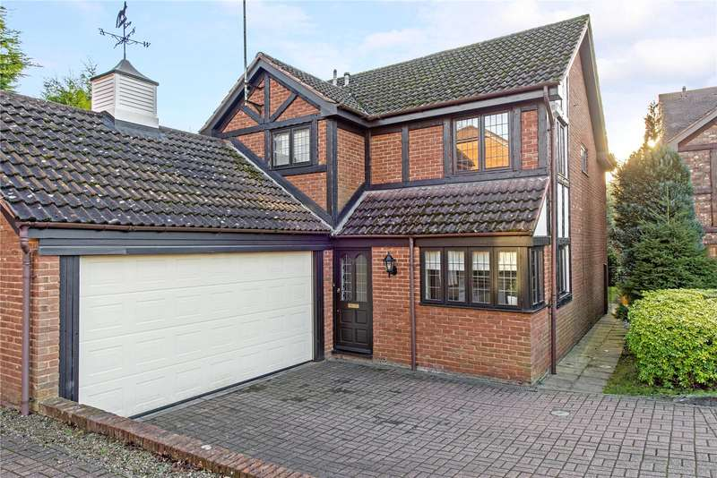 5 Bedrooms House for sale in Dowry Walk, Watford, Hertfordshire, WD17