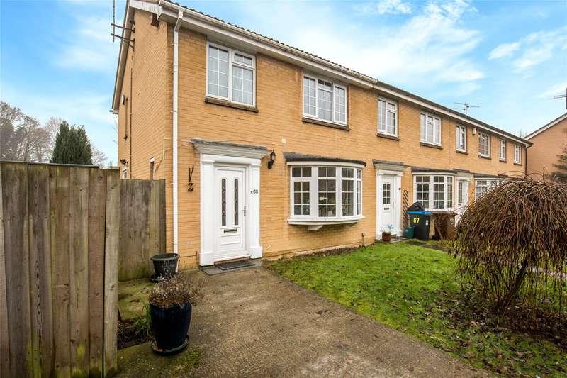 3 Bedrooms End Of Terrace House for sale in Oaklands, South Godstone, Godstone, Surrey, RH9
