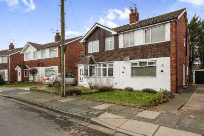 3 Bedrooms Semi Detached House for sale in Belvedere Road, Thornton Cleveleys, Lancashire, England, FY5