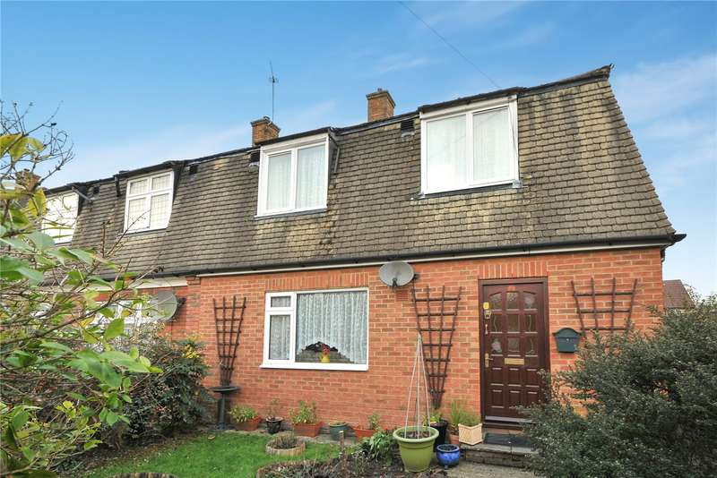 3 Bedrooms Semi Detached House for sale in Oakdale Close, Watford, WD19