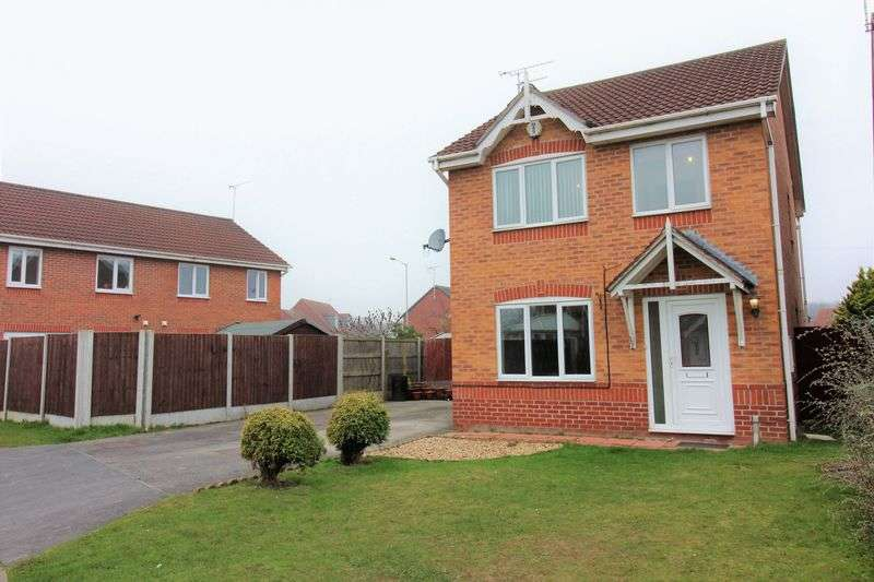 3 Bedrooms Detached House for sale in Llys Brenig, Hawarden, Chester