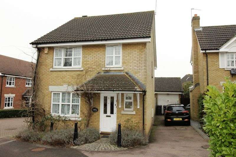 4 Bedrooms Detached House for sale in Southerton Way, Shenley, WD7