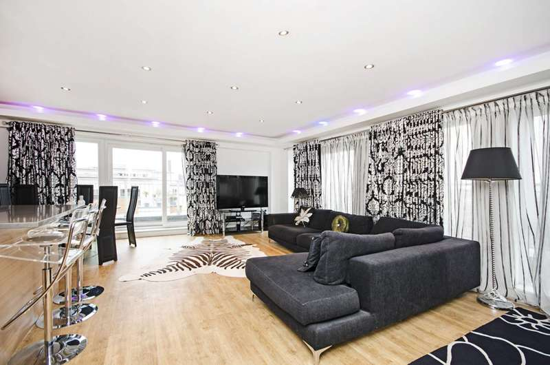 2 Bedrooms Penthouse Flat for sale in Heritage Avenue, Colindale, NW9