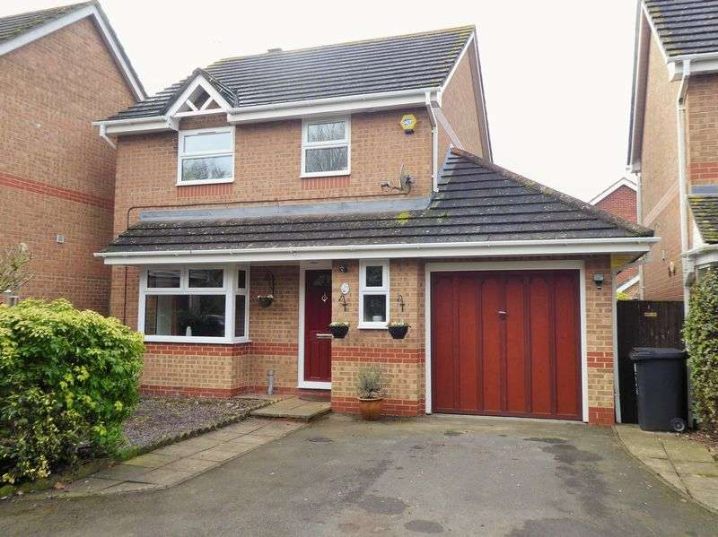 3 Bedrooms Detached House for sale in Hatherall Close, Stratton St Margaret