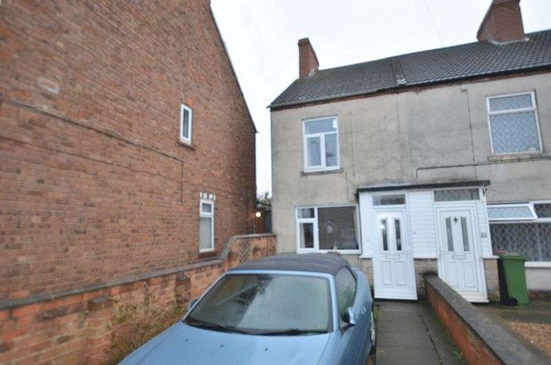 2 Bedrooms House for sale in Oxford Street, Ashby, Scunthorpe