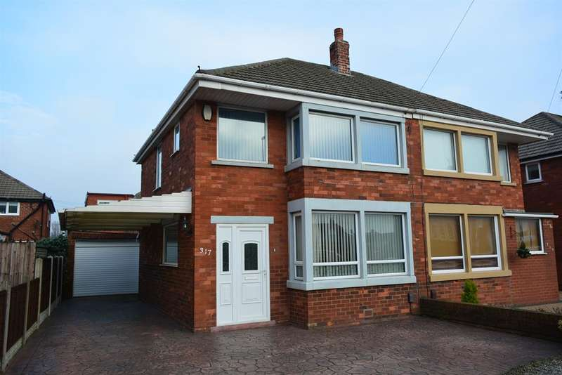 2 Bedrooms Semi Detached House for sale in Hawes Side Lane, South Shore, Blackpool, FY4 5AQ