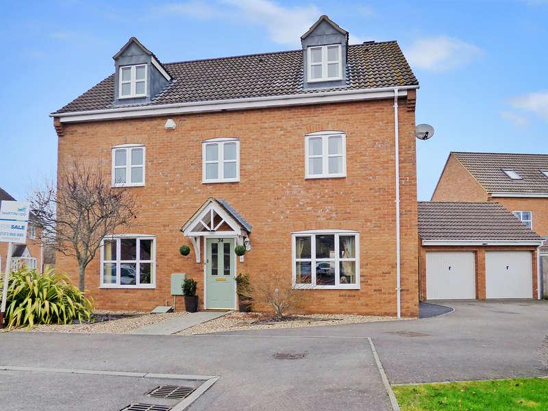 5 Bedrooms Detached House for sale in Dartmoor Road, Westbury