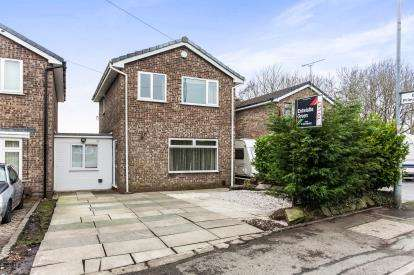 4 Bedrooms Link Detached House for sale in France Street, Westhoughton, Bolton, Greater Manchester, BL5