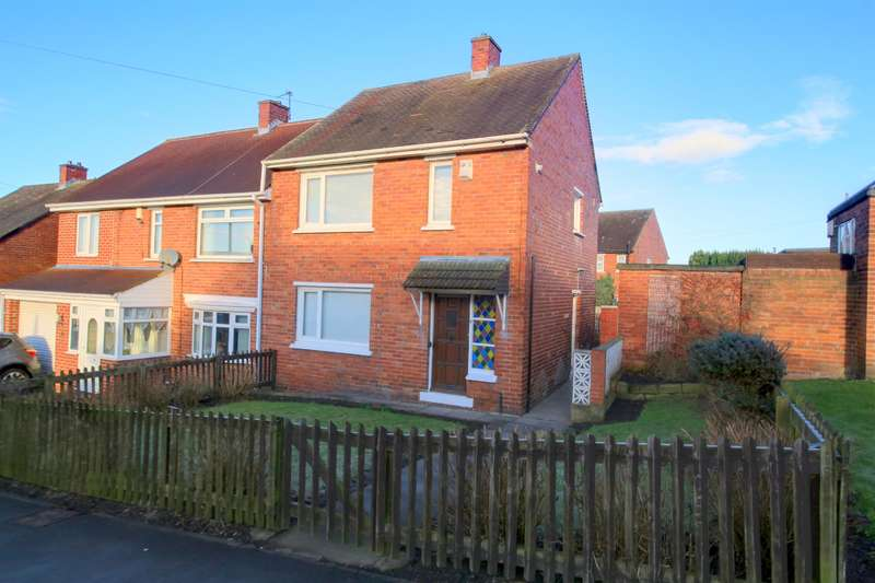2 Bedrooms Semi Detached House for sale in Langdale Road, Penshaw, DH4 7HY