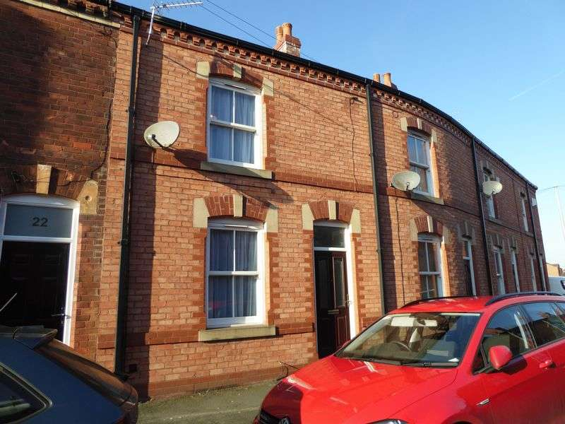 2 Bedrooms Terraced House for sale in Kendal Street, Wigan