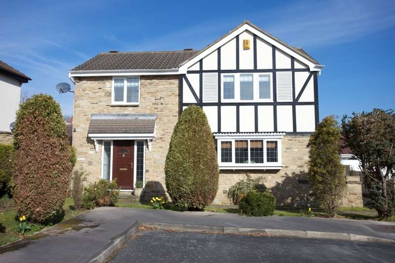 4 Bedrooms Detached House for sale in High Meadows, Walton, Wakefield, West Yorkshire, WF2