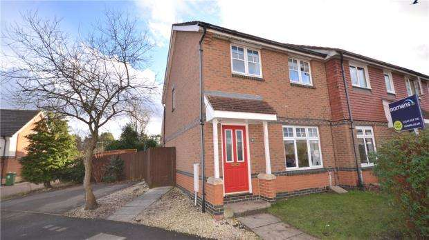 3 Bedrooms End Of Terrace House for sale in Roby Drive, Bracknell, Berkshire