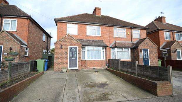 3 Bedrooms Semi Detached House for sale in Ash Road, Aldershot, Hampshire