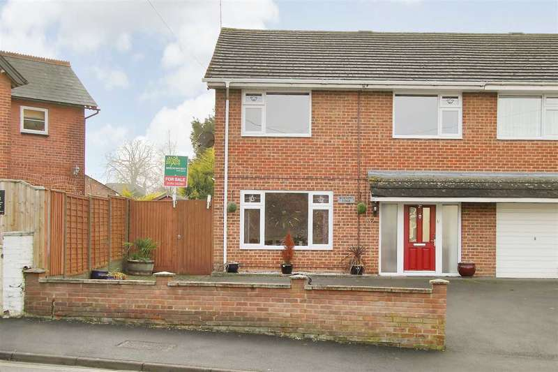 4 Bedrooms Semi Detached House for sale in Winton's Edge, Old Winton Road, Andover