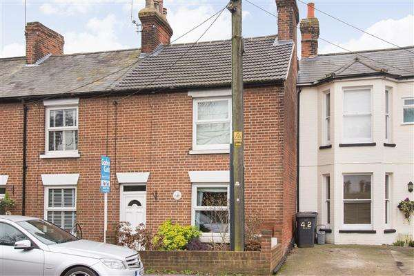 2 Bedrooms Terraced House for sale in Island Road, Sturry