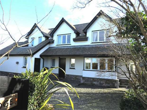 4 Bedrooms Detached House for sale in Week St Mary, Holsworthy, Cornwall