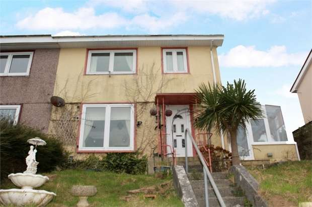 3 Bedrooms Semi Detached House for sale in Derwent Avenue, Plymouth, Devon