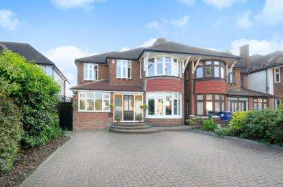4 Bedrooms Semi Detached House for sale in Church Crescent, Whetstone