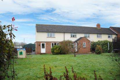 3 Bedrooms End Of Terrace House for sale in Church View, Newport, Berkeley, Gloucestershire