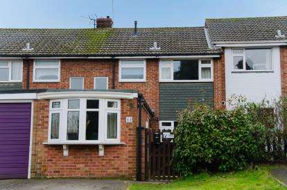 4 Bedrooms Terraced House for sale in Woodend Lane, Cam, Dursley, Gloucestershire