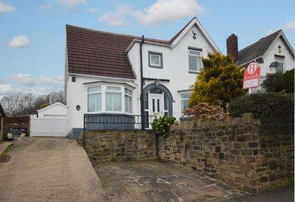 3 Bedrooms Detached House for sale in Chapeltown Road, Ecclesfield, Sheffield, South Yorkshire