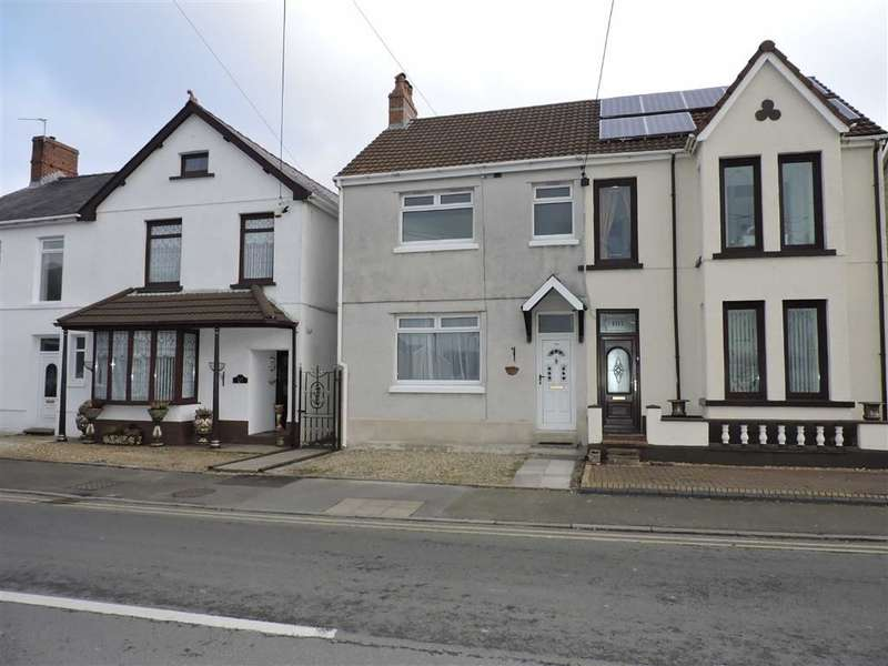 3 Bedrooms Property for sale in College Street, Ammanford