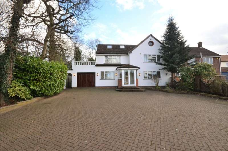5 Bedrooms Semi Detached House for sale in Carrington Avenue, Borehamwood, Hertfordshire, WD6