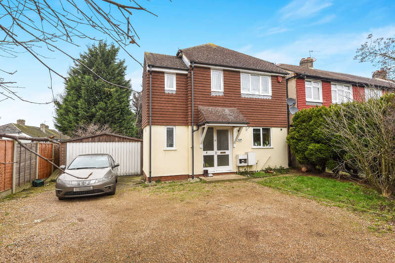 3 Bedrooms Detached House for sale in Alpine Avenue, Tolworth
