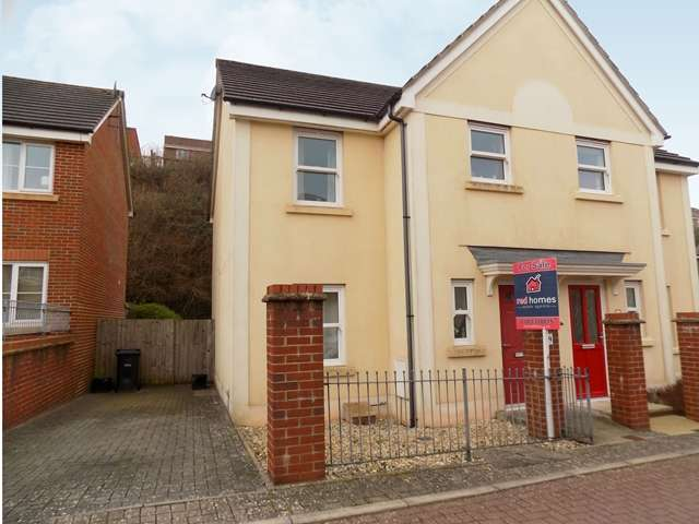 3 Bedrooms Semi Detached House for sale in Lyte Hill Lane, Torquay - A credit to it's current owners