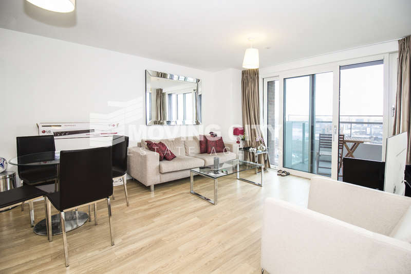 2 Bedrooms Flat for sale in Marner Point, Devas Street, Bow