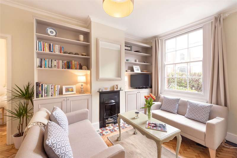 2 Bedrooms Flat for sale in Theatre Street, London, SW11