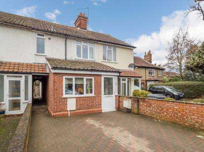 4 Bedrooms Terraced House for sale in Wroxham, Norwich, Norfolk