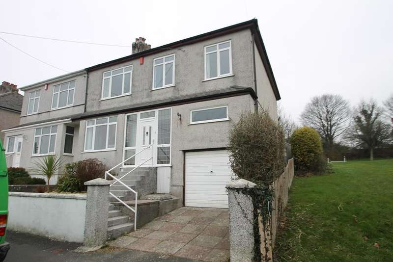 4 Bedrooms Semi Detached House for sale in Crownhill