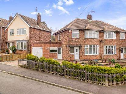 3 Bedrooms Semi Detached House for sale in Spinney Rise, Toton, Nottingham
