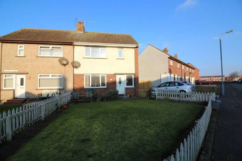 2 Bedrooms Semi Detached House for sale in Annpit Road, Ayr