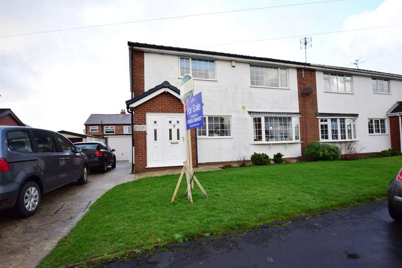 4 Bedrooms Semi Detached House for sale in Hawthorne Avenue, Newton