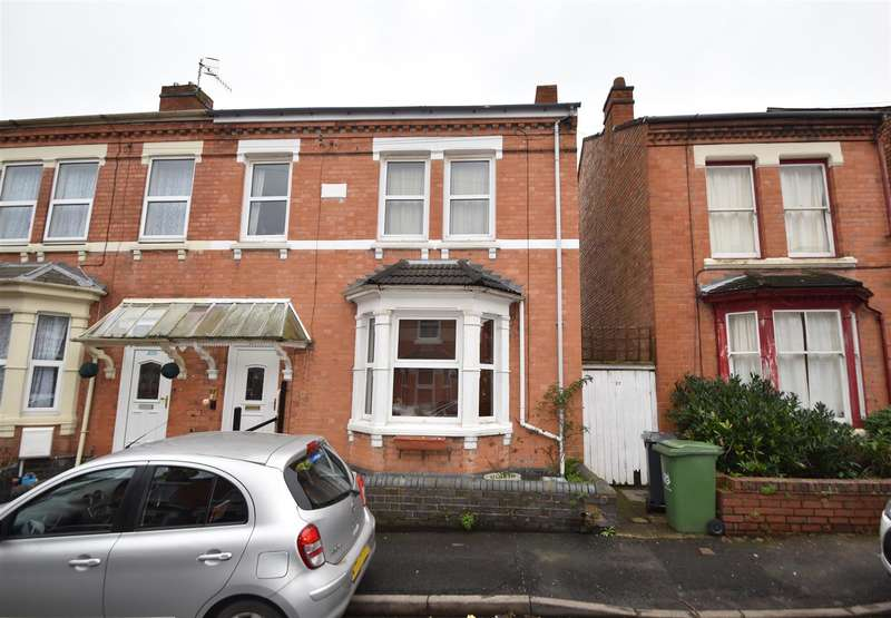 4 Bedrooms Property for sale in St. Dunstans Crescent, Worcester