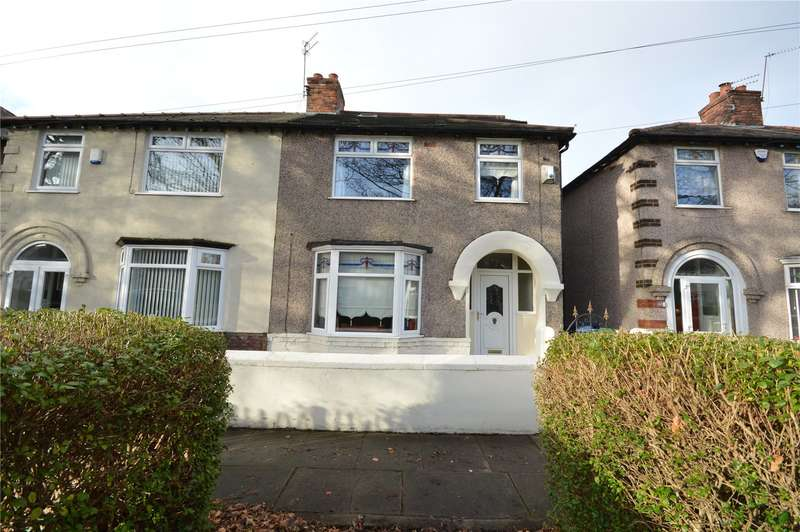 4 Bedrooms Semi Detached House for sale in Taggart Avenue, Childwall, Liverpool, L16