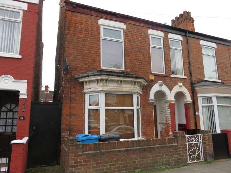 3 Bedrooms House for sale in Kings Bench Street, HULL, HU3 2TU