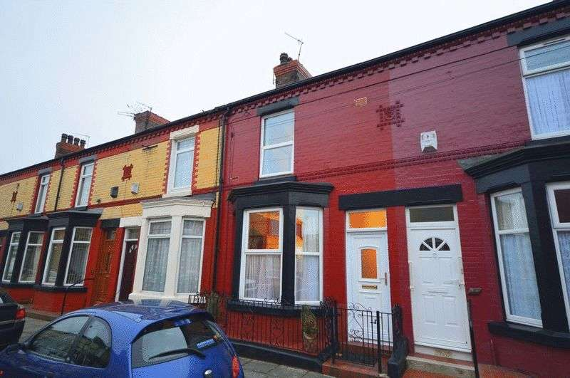 2 Bedrooms Terraced House for sale in Seaman Road, Wavertree, Liverpool, L15