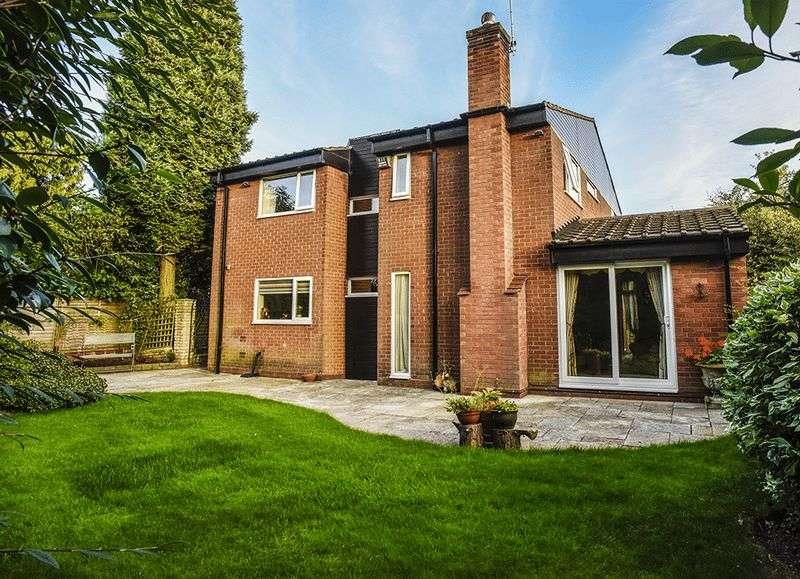 5 Bedrooms Detached House for sale in School Lane, Hagley