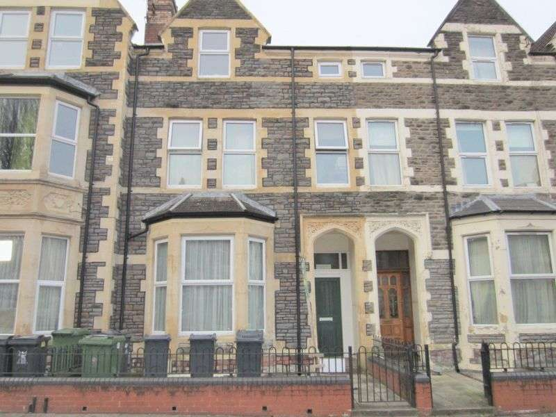 1 Bedroom Flat for sale in Despenser Street Riverside Cardiff CF11 6AG